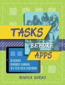 Tasks Before Apps