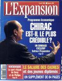 l explansion programme eonomique chirac est il plus credible