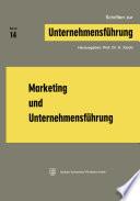 Marketing und Unternehmensführung