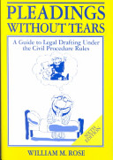 Pleadings Without Tears