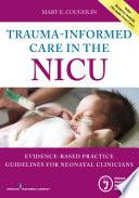 Trauma Informed Care in the NICU Book PDF
