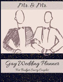 Mr Mr Gay Wedding Planner For Budget Savvy Couples