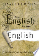 How English Became English Book Cover