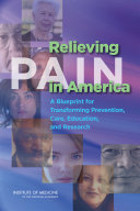 Relieving Pain in America: