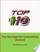 Top Ten Apps for Customizing Android