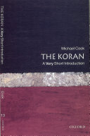 The Koran: A Very Short Introduction