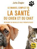 illustration Le manuel complet de la santé du chien et du chat