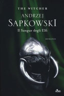 Il sangue degli elfi. The witcher Book Cover