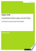 Gedächtnismodelle in Japan und der Türkei