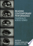 Reading Contemporary Performance