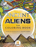 Ancient Aliens The Coloring Book