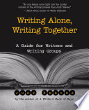 Writing Alone  Writing Together
