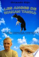 illustration du livre Les Anges de Wakan Tanka