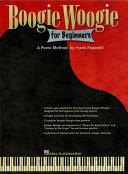 Boogie Woogie for Beginners  Music Instruction