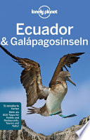 Lonely Planet Reisef  hrer Ecuador   Galapagosinseln
