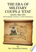 The Era of Military Coups D  Etat