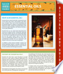 Essential Oils  Speedy Study Guides