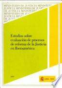 Estudios sobre el poder judicial