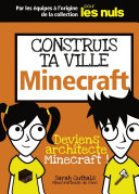 Je construis ma ville Minecraft  M  gapoche Pour les Nuls