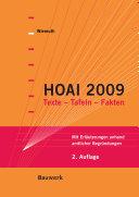 HOAI 2009