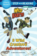 Wild Kratts Step Into Reading Bind Up