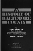 A History of Baltimore County