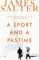 download ebook a sport and a pastime pdf epub