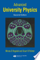 Advanced University Physics  Second Edition