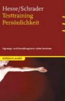 Testtraining Persönlichkeit