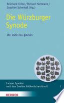 Die Würzburger Synode