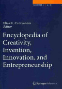 Encyclopedia of Creativity  Invention  Innovation and Entrepreneurship
