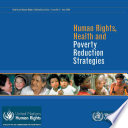 Human Rights  Health  and Poverty Reduction Strategies