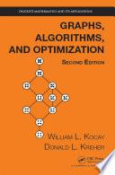 Graphs  Algorithms  and Optimization  Second Edition