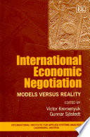 International Economic Negotiation