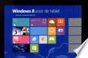 Windows 8 Voor De Tablet
