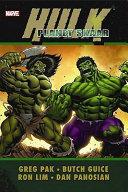 Hulk : of hulk #7-12 and planet skaar prologue