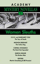 Women Sleuths Pdf 5 [Pdf/ePub] eBook