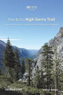 Plan and Go   High Sierra Trail