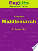 Englits Middlemarch Pdf
