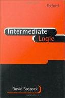 Intermediate Logic
