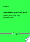 Employer Branding in Sozialen Medien