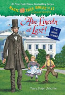 Abe Lincoln At Last : d.c. in the 1860s where they meet...