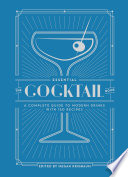 The Essential Cocktail Book Book PDF