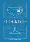 The Essential Cocktail Book Book