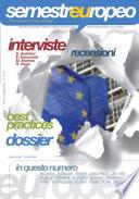Semestre Europeo n  1   Anno 1  Luglio 2010