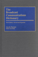 The Broadcast Communications Dictionary