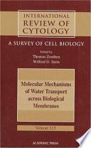 Molecular Mechanisms of Water Transport Across Biological Membranes