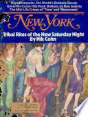 New York Magazine Run As An Insert Of The New