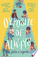Opposite of Always Book PDF