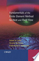 Fundamentals of the Finite Element Method for Heat and Fluid Flow Describesthe Energy Transport Between Material